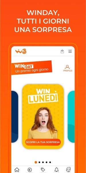WINDTRE 7.0.6 Screen 4