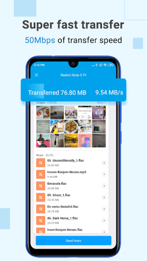 ShareMe (MiDrop) - Transfer files without internet 1.28.10 Screen 2
