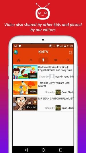 net.studio7.kidTV 1.1.5 Screen 2