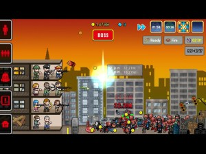 100 DAYS - Zombie Survival 2.9 Screen 8