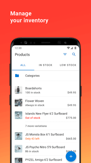 Ecwid Ecommerce - Sell Online with Store Builder 4.4.9 Screen 3