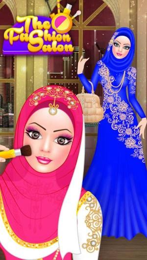 Hijab Fashion Doll Dress Up 1.2 Screen 11