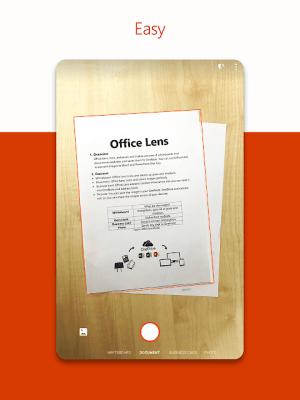 Microsoft Office Lens - PDF Scanner 16.0.13127.20392 Screen 10