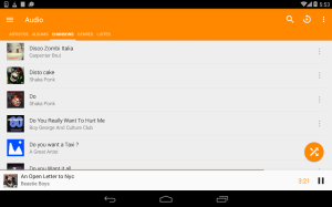 VLC for Android 3.3.0 RC 3 Screen 3