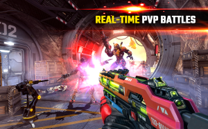 Android Shadowgun Legends: FPS Multiplayer Shooting Games Screen 7