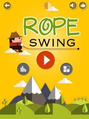 Android Rope Swing Screen 11