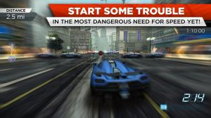 Android Need for Speed™ Most Wanted Screen 3