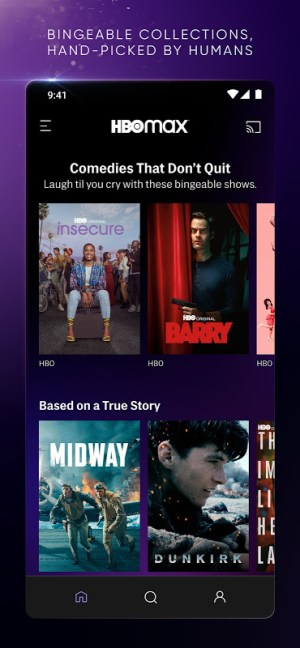 HBO Max: Stream and Watch TV, Movies, and More 50.30.0.252 Screen 15
