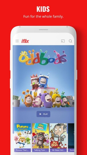 iflix - Movies, TV Series & News 3.40.0-19412 Screen 4