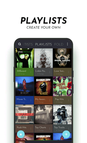 PowerAudio Plus Music Player 9.2.1 Screen 2