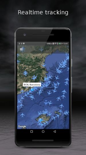 Air Traffic - flight tracker 7.1 Screen 6