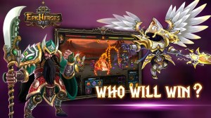 Epic Heroes War: Action + RPG + Strategy + PvP 1.11.3.413 Screen 5
