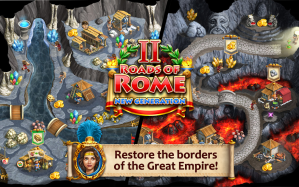 Android Roads of Rome: New Generation 2 Screen 9