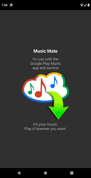 Music Mate 2.1.47 Screen 20