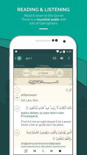 Quran French 2.6.78 Screen 8