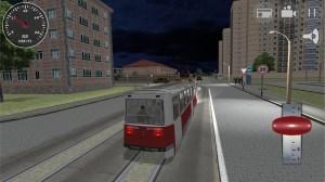 Tram Driver Simulator 2018 1.0.1 Screen 1
