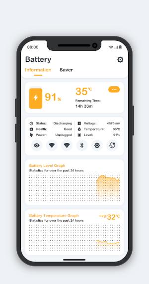 Battery Monitor 8.3.5 Screen 5