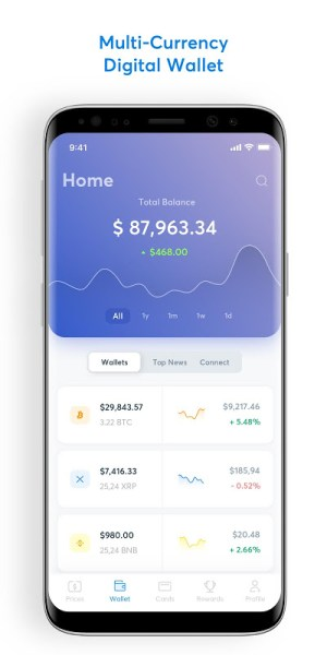 Spend App 3.06 Screen 5