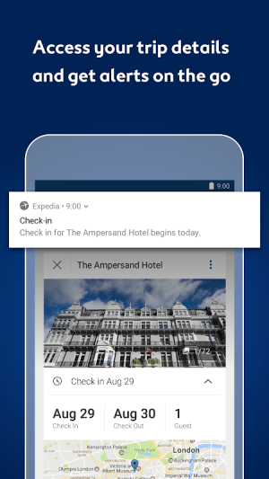Expedia Hotels, Flights, Car Hires & Activities 18.28.0 Screen 11