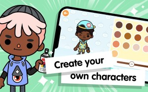 Android Toca Life World: Build stories & create your world Screen 7