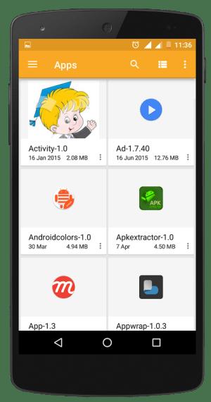 File Explorer 2.2 Screen 4