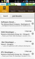Jobs+ Screen