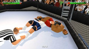 Android Wrestling Revolution 3D Screen 16