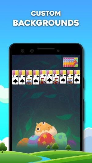 Android Spider Solitaire Screen 12