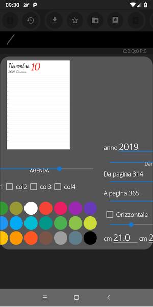 Ink&Paper Handwrite PDF Notes Trial 5.3.5 Screen 11