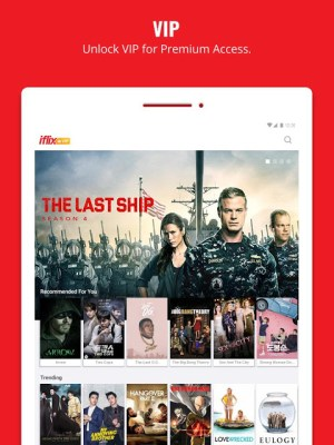 iflix 3.35.0-18361 Screen 2