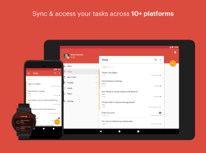 Todoist: To-do lists for task management & errands 13.4.6 Screen 13
