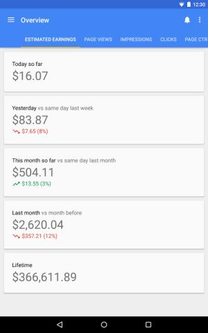 Google AdSense 3.3 Screen 6
