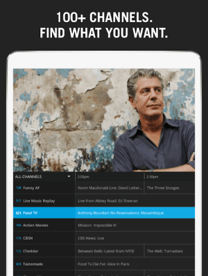 Pluto TV - It's Free TV 3.5.7-leanback Screen 11