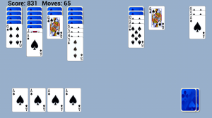 Spider Solitaire Free 1.0 Screen 4