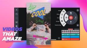 KineMaster - Video Editor, Video Maker 5.0.0.20855.GP Screen 1