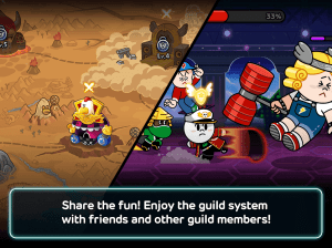 LINE Rangers - a tower defense RPG w/Brown & Cony! 6.5.3 Screen 10