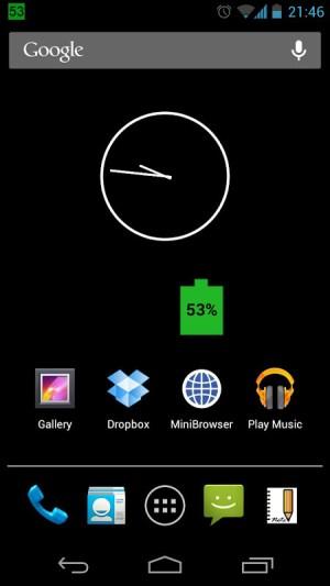 Long Battery Life DEMO 2.2 Screen 4