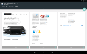 Cloud Print 1.39 Screen 6