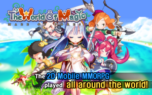 The World of Magic 2.4.8 Screen 5