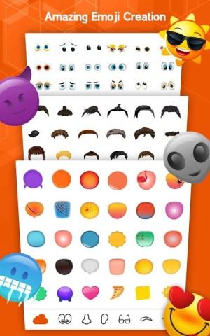 Android Emoji Keyboard - Emoji Maker, WASticker, Emoticons Screen 5