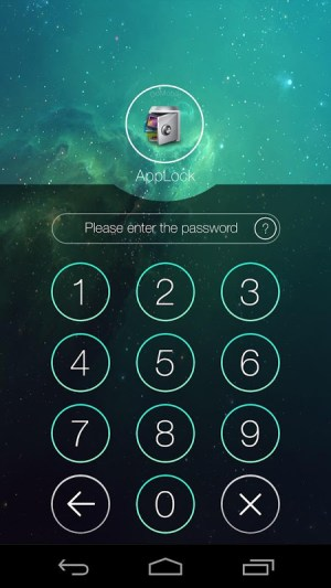 AppLock 2.9.5 Screen 2