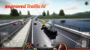 Android Truck Simulator : Europe 2 Screen 3