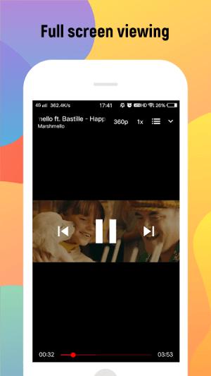 NewPipe - Lightweight YouTube Video Downloader 1.0.4 Screen 2