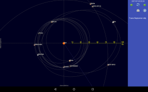 Sun, moon and planets 1.6.3e Screen 14