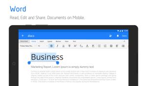 Polaris Office - Free Docs, Sheets, Slides + PDF 9.0.4 Screen 4