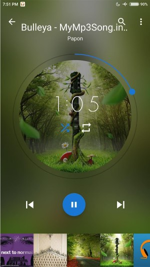 Music Player 1.0.4 Screen 6