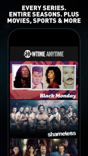 Showtime Anytime 3.7.1 Screen 8