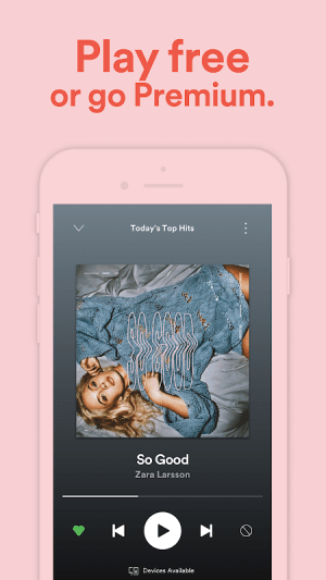 Spotify: Listen To New Music, Podcasts, And Songs 8.5.30.571 Screen 10