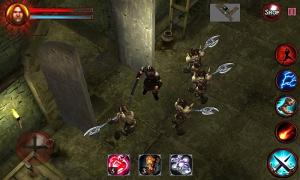 Android Dungeon and Demons  - Offline RPG Dungeon Crawler Screen 2