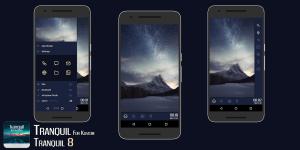 Tranquil for Kustom KLWP 2.1 Screen 6